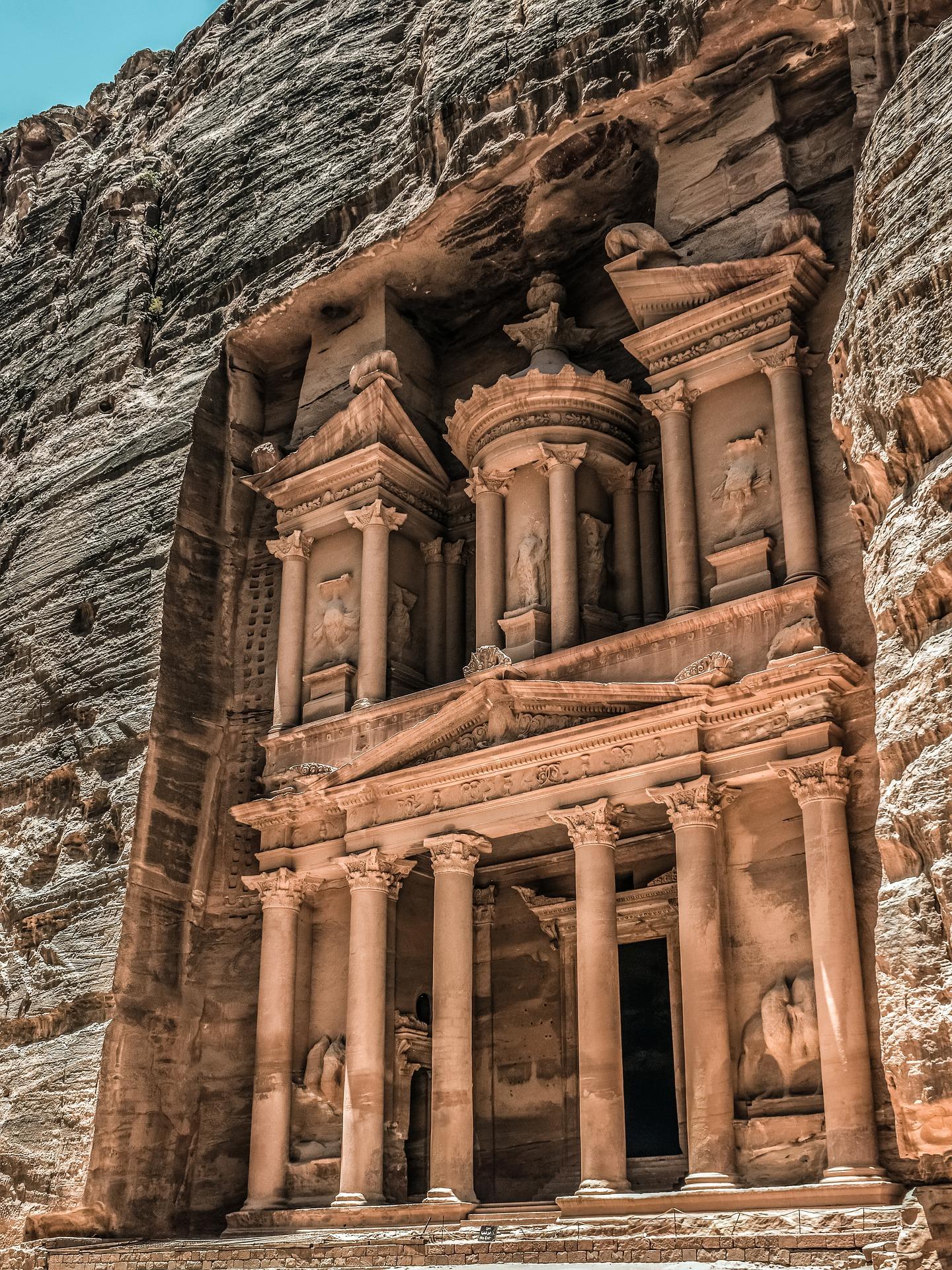 viatge a jordania en grup