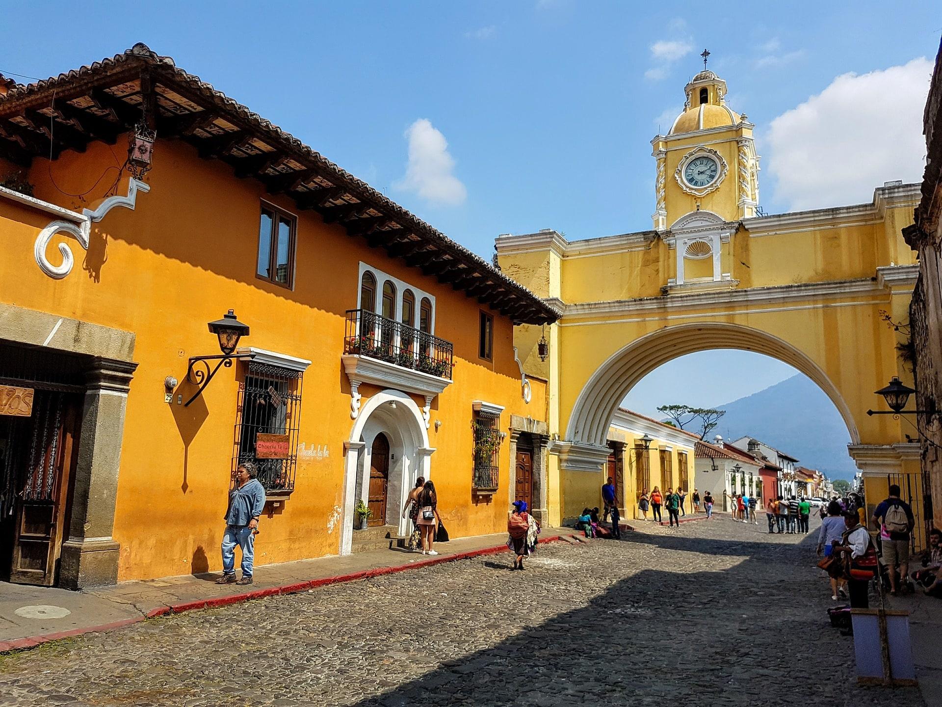 viatge a guatemala en grup