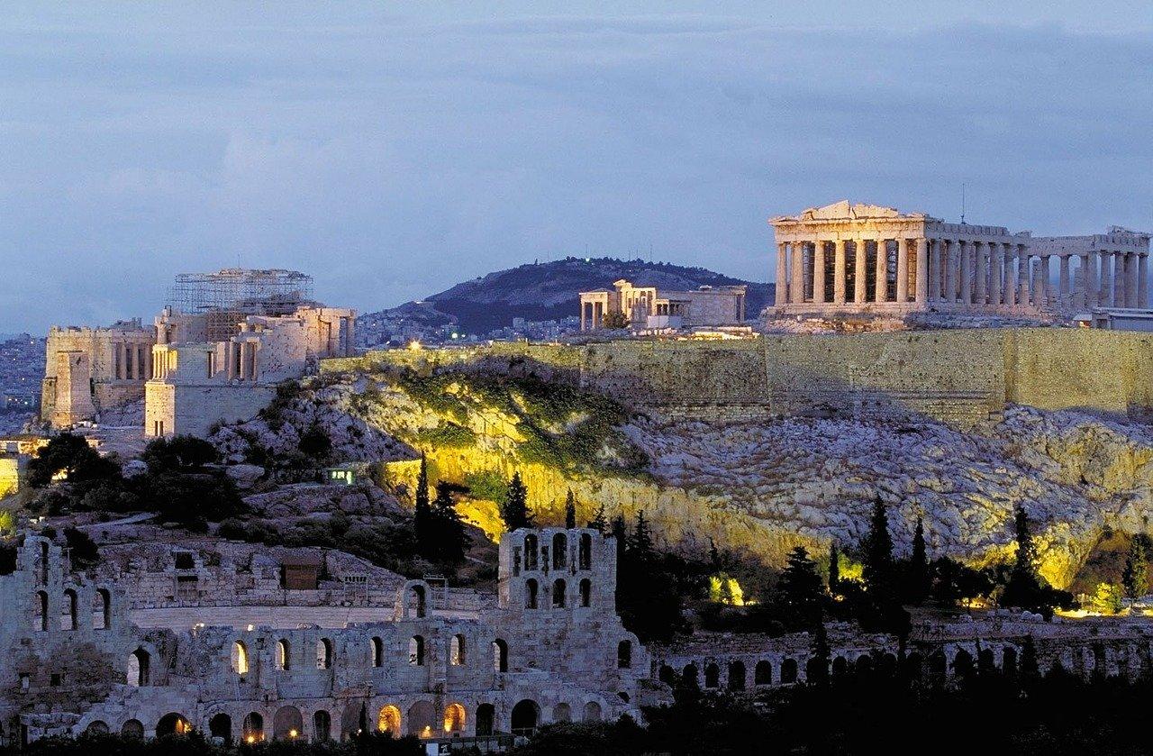 viatge a la Grecia en grup