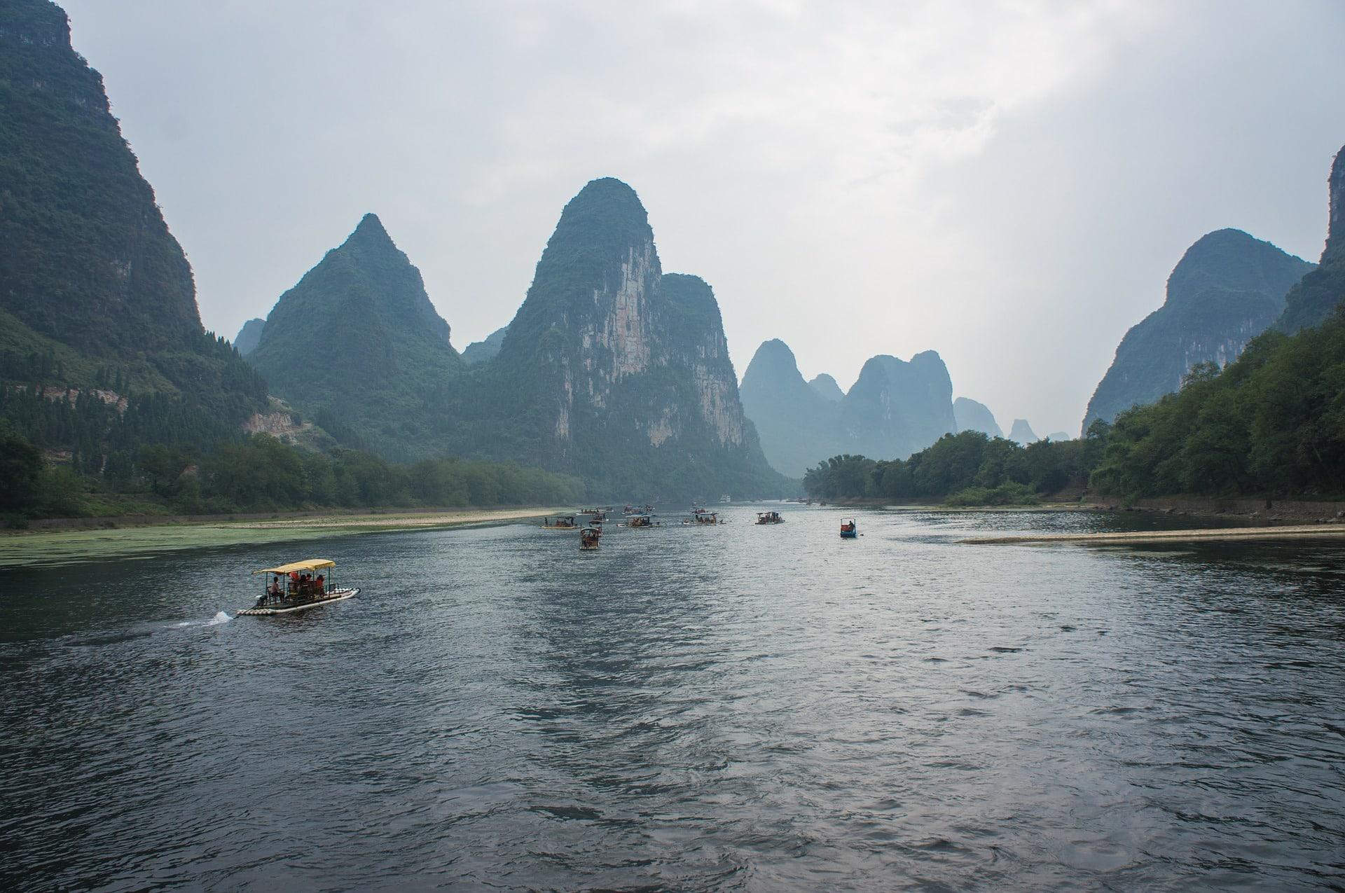 viatge a la Xina en grup